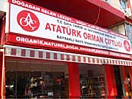T.C. Tarım ve Köy İşleri Bakanlığı Atatürk Orman Çiftliği Müdürlüğü Bölge Bayii