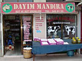 Dayım Mandıra Süt ve Süt Ürünleri - Şarküteri